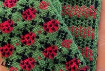 knitting/crochet etc.