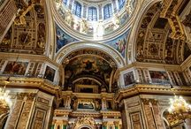 Russia - Saint Isaac's Cathedral.