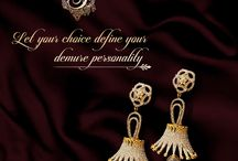Exquisitely Designed Jewellery / Explore our array of jewels.