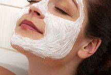 DIY Facials / Easily make a facial treatment at home to help rejuvenate skin.