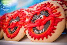 Cookies - Characters / by Tara Breitner Lethbridge