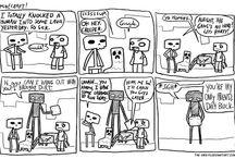 Minecraft fumetti