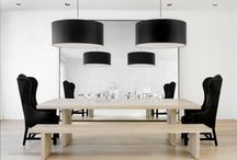 dining room inspiration / by Digs