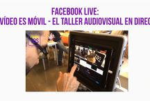 Vídeo en streaming - Facebook Live
