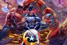 Marvel Comics Wallpapers / Marvel éditeur de comics et de films movies