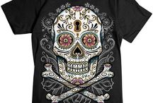 Skulls / Hoodies and gifts with skulls