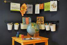 Flex/School Room Ideas