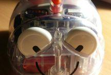 BlueBot, Cyber Robot, Cady Robot / Gondolkodásfejlesztés