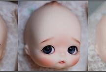 Soom nappy Doll