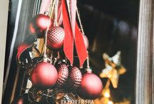 Christmas decorations / New ways to decorate our home