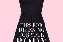 fashion tips various body types