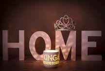 Sweet home / Home decor