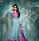 Anarkali Suits / Check out the season's hottest & gorgeous semi stitched anarkali suits that will add style to your personality.....Take a look at http://www.sareesbazaar.com/Anarkali-Salwar-Kameez-209.html