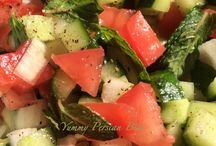 Salads & Side Dishes / Persians salads and side dishes