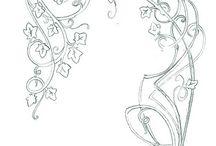 Art Nouveau / Декор