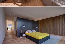 Domy - rovná střecha