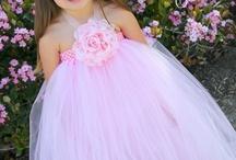 wish I could still dress my little girls