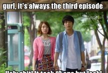 K-drama, K-pop Jokes