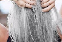hår farve/frisurer