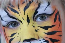 Face Paint (kids party) / by Schax Yusuf