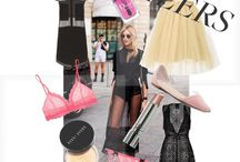 Style inspirations / Mimi's Must Have items of trends and products.