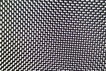 Moire pattern print