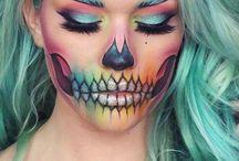 halloween makeup/costumes / Creepy crawly inspiration