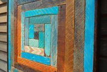 Obrazy-Drewno