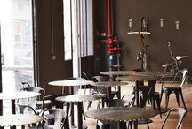 Steampunk cafe!:)