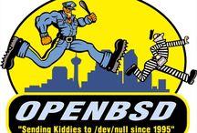 OpenBSD Artwork