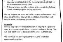 School - Library 2015