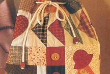 Bolsas y bolsos patchwork