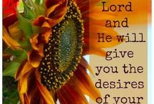 scripture & sayings