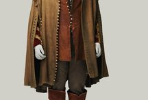 History: 17th Century People and Fashion / by Andy Poole