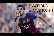highlights match Barca tletico