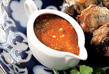 Sauce, dip, salsa