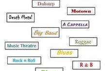 Musikstilar