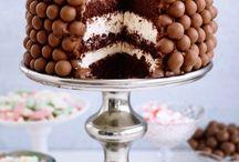 Recept - tårtor