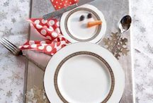Entertaining:  Winter Wonderland Party / Winter Wonderland Party Themed ideas including:  decor, food and drink ideas.