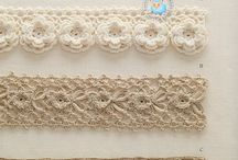 crochet edging &borders