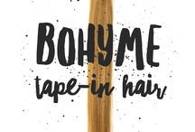 Bohyme Tape-In Hair Extensions