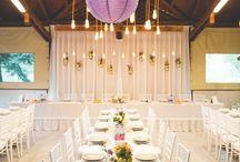 Esküvői dekor / Esküvői dekoráció ötletek / Wedding decoration ideas