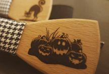 Boties / Wooden bowties