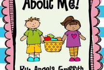 All About Me! / by Kristen's Kindergarten