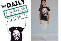 The Daily Kidzarella's Choice
