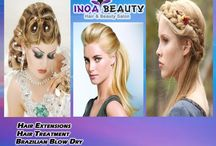 hair style / Inoa Beauty and Salon -HELLO NEW FRIENDS THIS IS THE FIRST THING I LIKED THAT COULD PIN TO JOIN THIS BOARD!!!