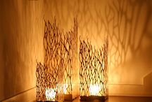 Light The Way / Lanterns, Lamps, Candles and Light