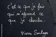 Pierre Soulage