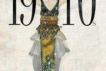 Fashion throughout centuries