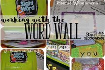 Word Work / by Amy Lemons